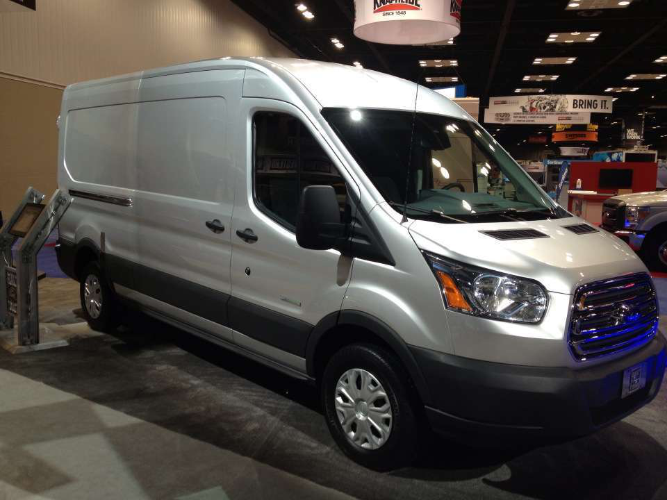 Inside look: How Ford assembles its Transit vans