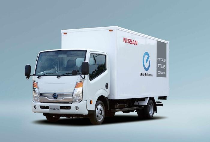 Nissan e-NT400 ATLAS Concept