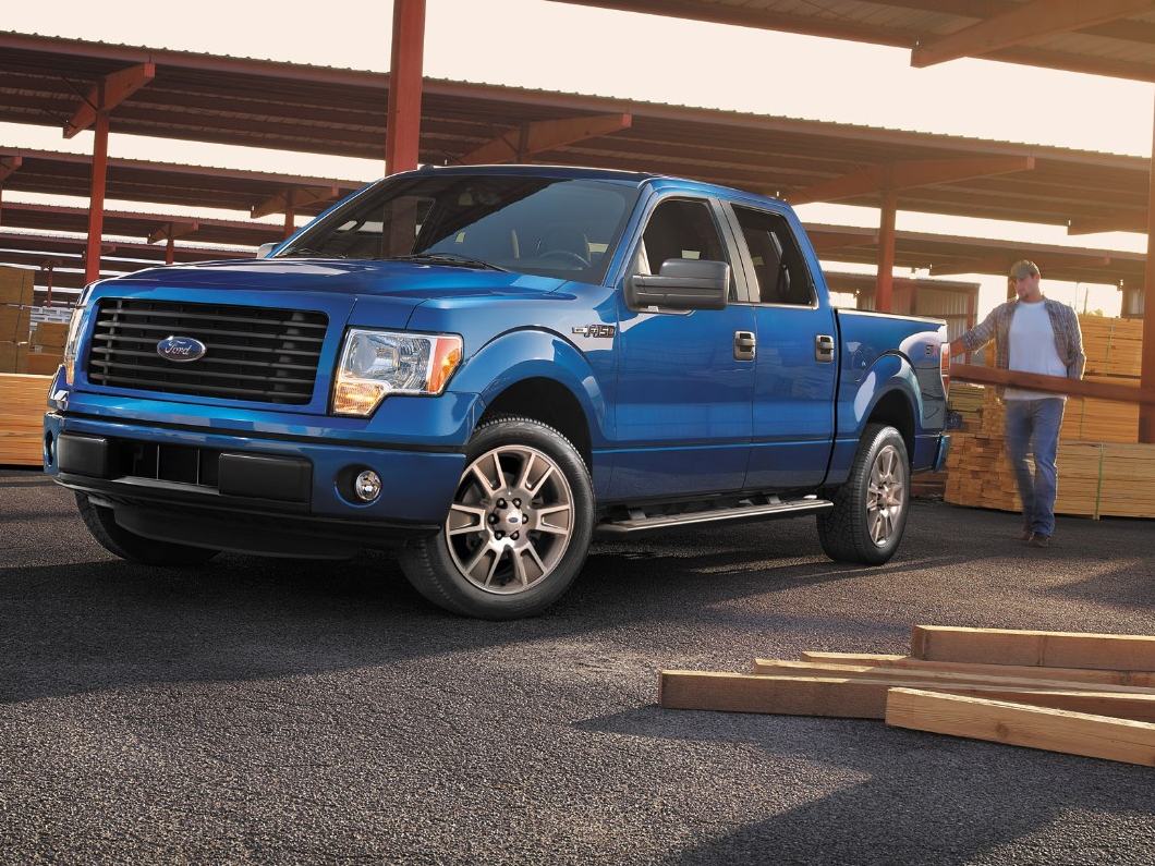 Ford on pace for best truck sales in 7 years | Medium Duty
