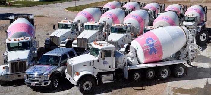 KC pink fleet