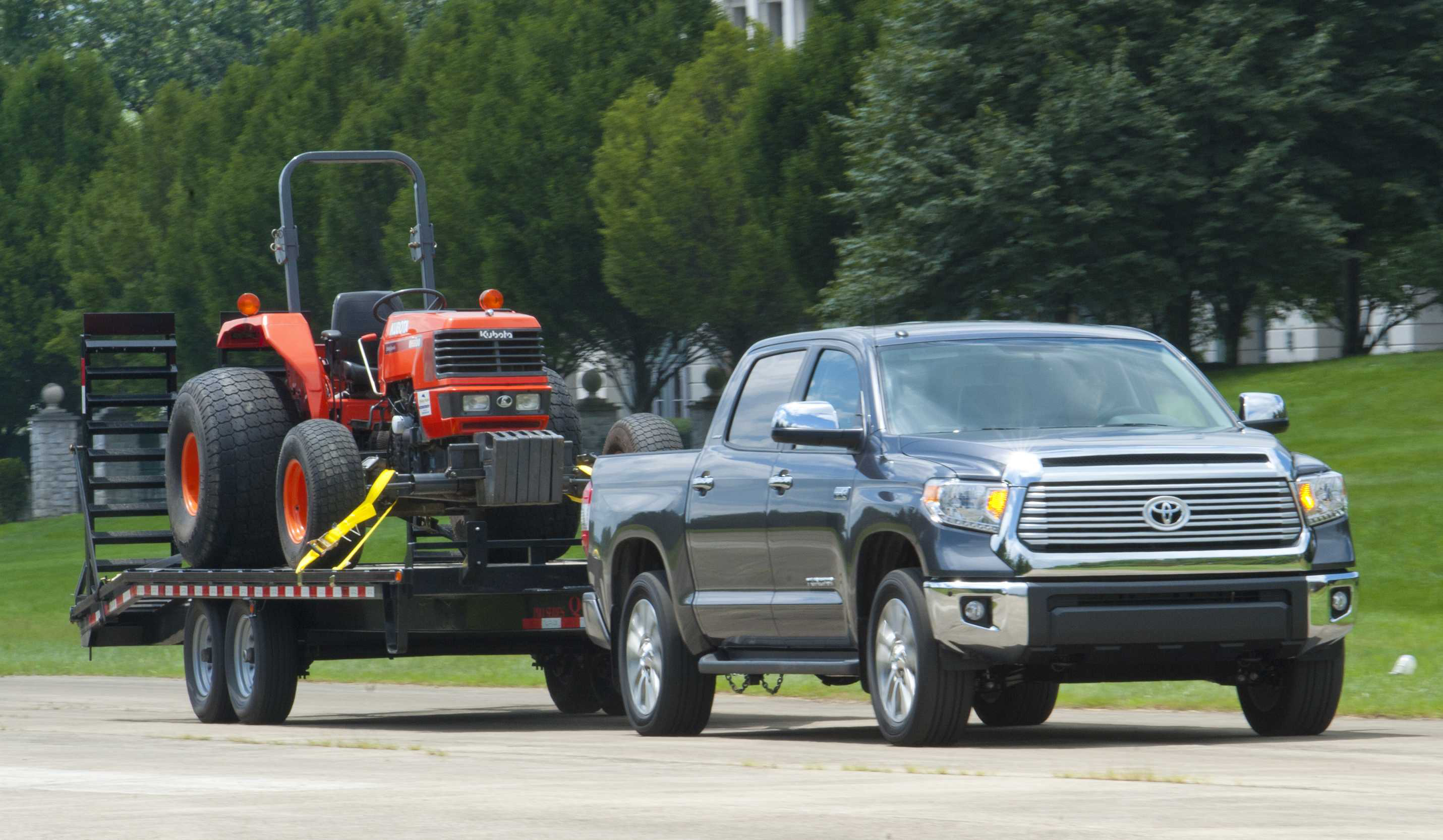 Toyota Tundra scores highest in reliability survey