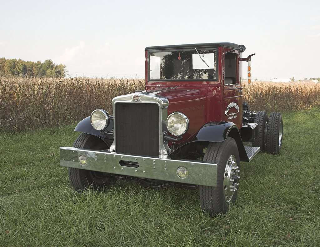 Restoring trucking history | Medium Duty Work Truck Info