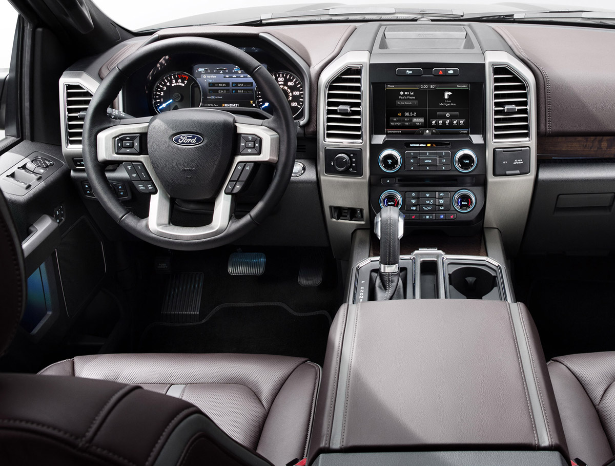 More Hip Room For Both Passenger And Driver, And Redesigned Shifter And  Dash Layout Improve