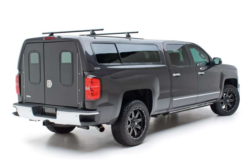 SnugTop launches new composite 'Outback' | Medium Duty ...