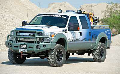 Upfit Your Ford F 250 For Work Choosing The Best Upgrades