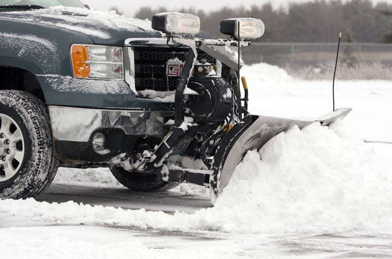 Snow Plows & Pickups: Pre-Season Maintenance Check List ...