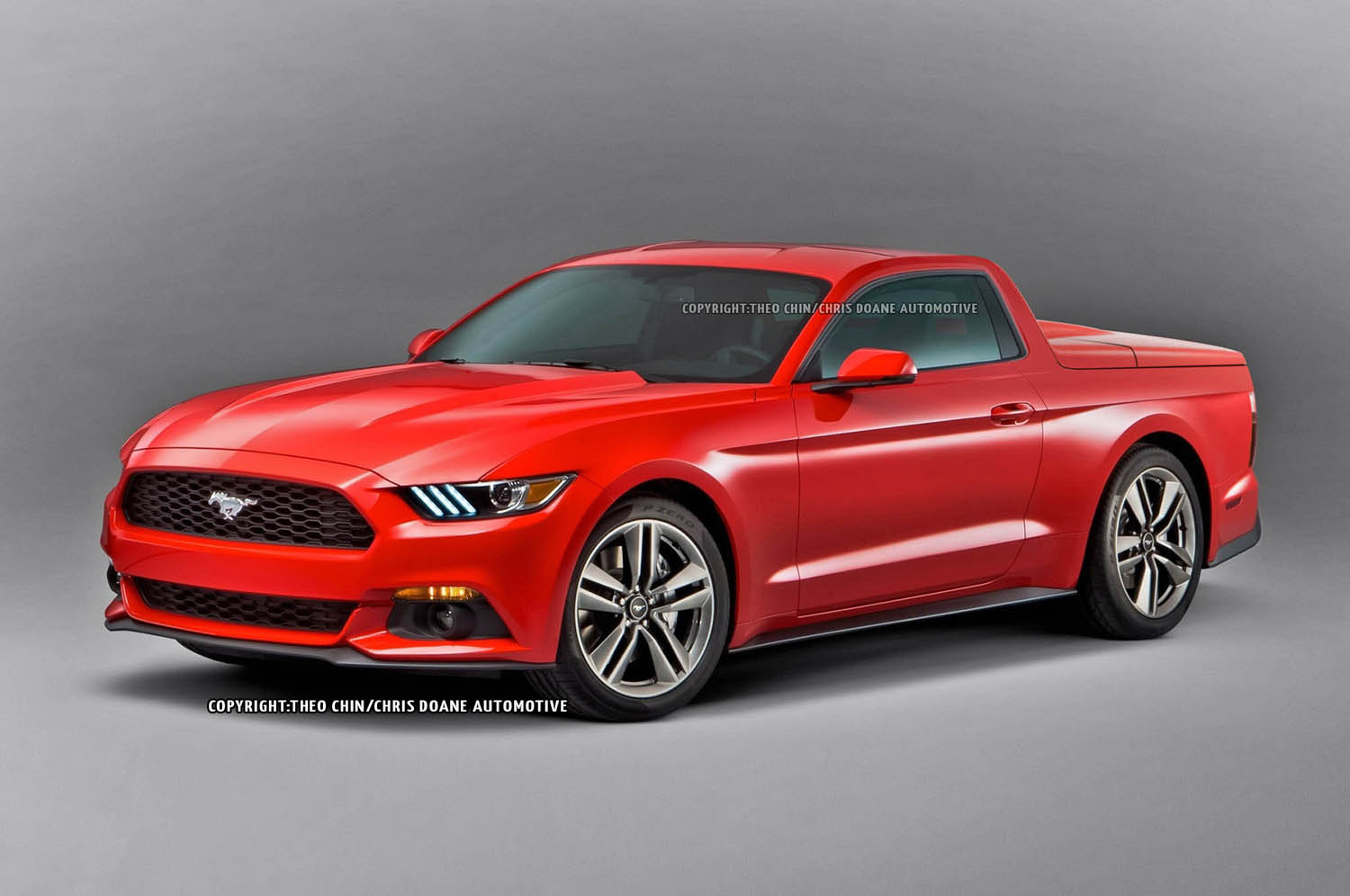 Mustang concept 2016