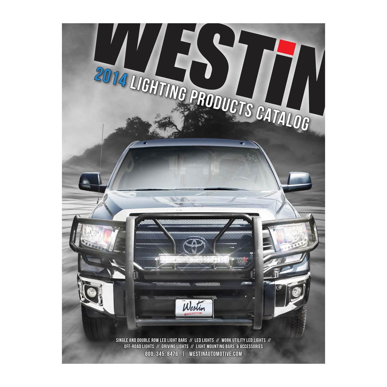 Westin LED Light Catalog