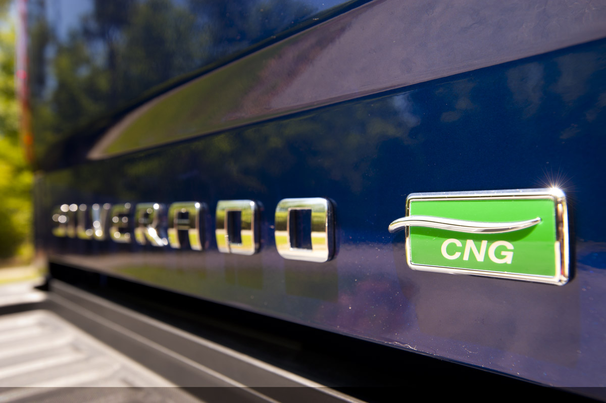 Road Test 2017 Chevy Silverado 2500hd Bi Fuel Cng