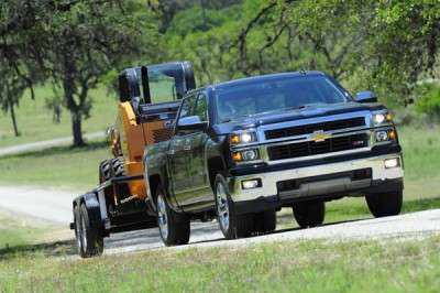 2014 chevy silverado weight