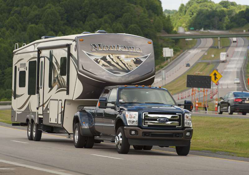 Ram 2500 Towing Capacity >> First Drive: 2015 Ford Super Duty | Medium Duty Work Truck Info