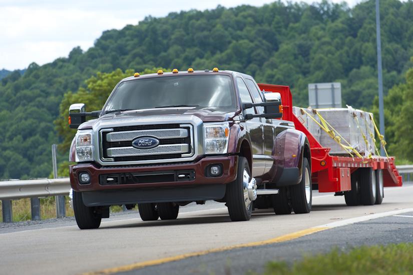 First Drive: 2015 Ford Super Duty | Medium Duty Work Truck Info