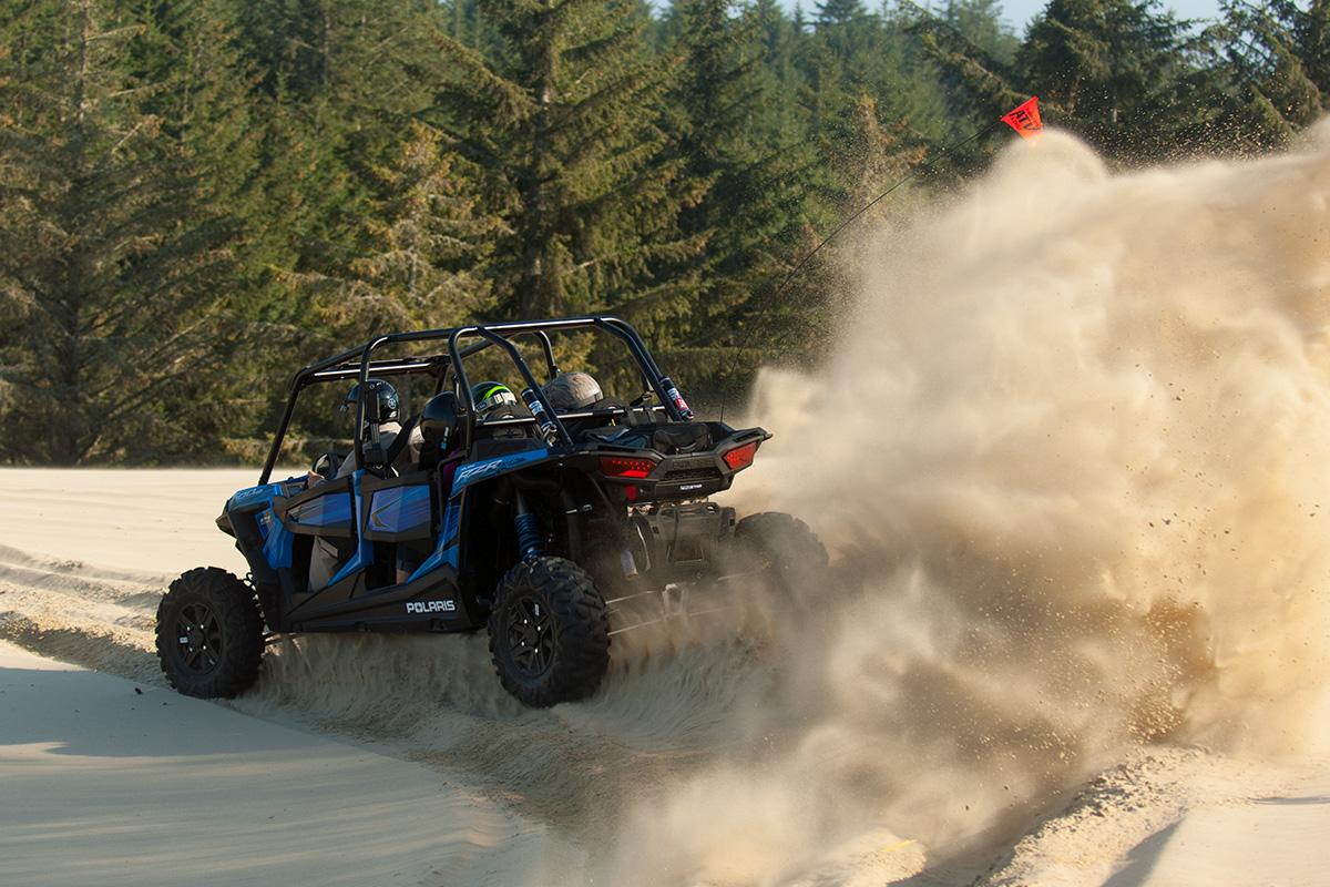 2015 Polaris RZR XP4 1000: A Thrill Ride   Medium Duty Work