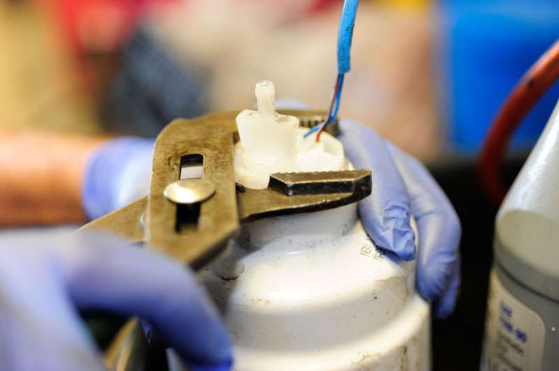Duramax Fuel/Water Separator Service | Medium Duty Work