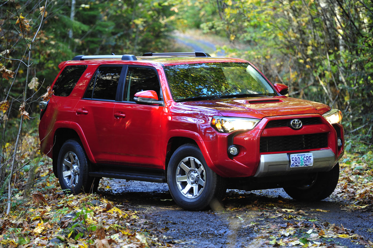 Superb Toyotau0027s 4Runner Trail Edition 4Runner Begs For Outdoor Adventure