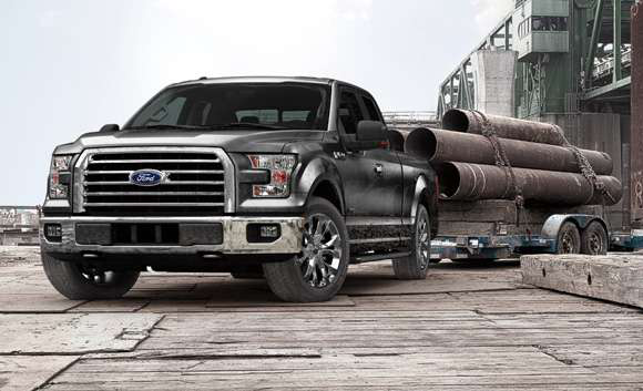 2015 Ford F 150 Named Best Overall Buy By Kelley Blue Book Medium