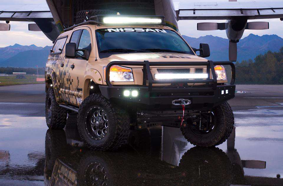 Nissan rolls out Project Titan video for Veterans Day