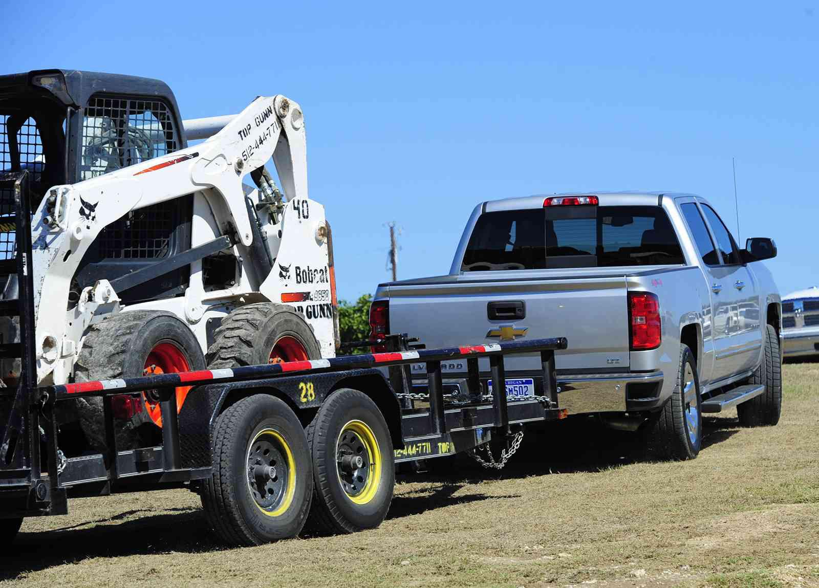 All Chevy chevy 1500 towing capacity : Air Helper Spring Installation | Medium Duty Work Truck Info