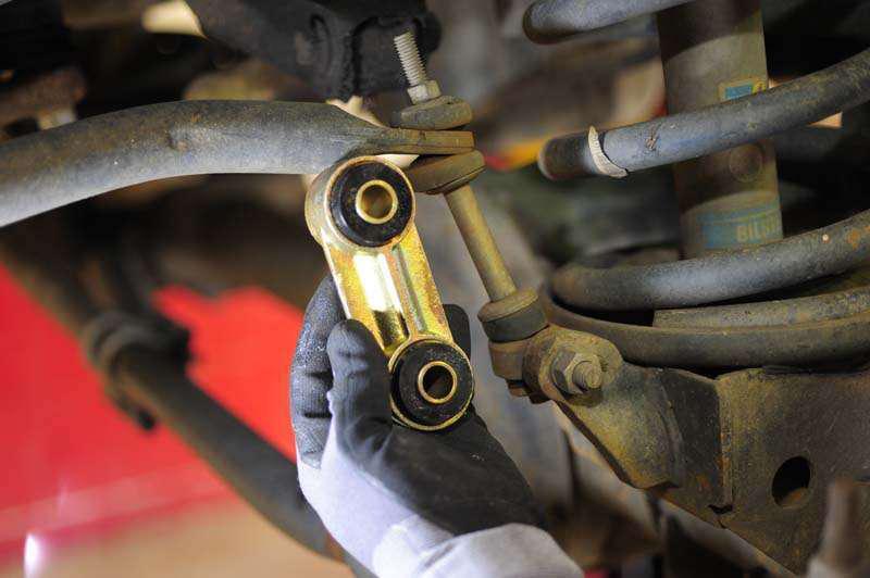 Easy How To Ram 2500 3500 Sway Bar End Link Repair Medium