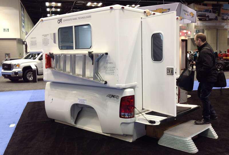 Truck Utility Box >> Cpt Ultra Light Slide In Pickup Bed Utility Box Medium