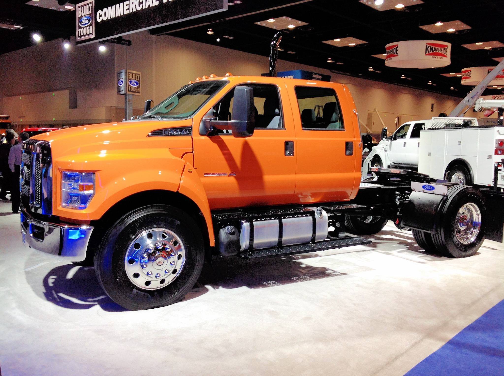 2016 Ford F650