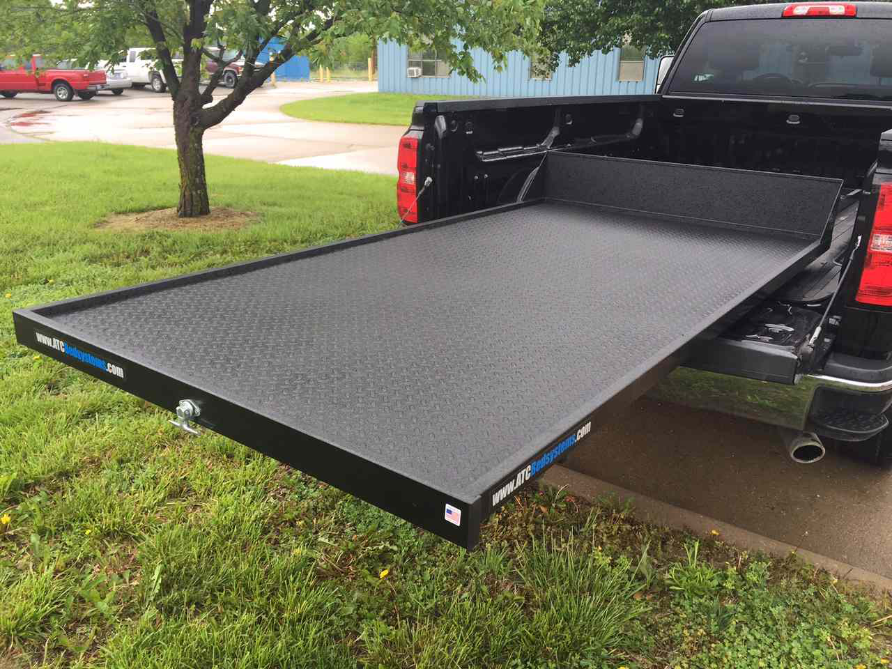 Hd Slide Out Storage System For Pickups Medium Duty Work