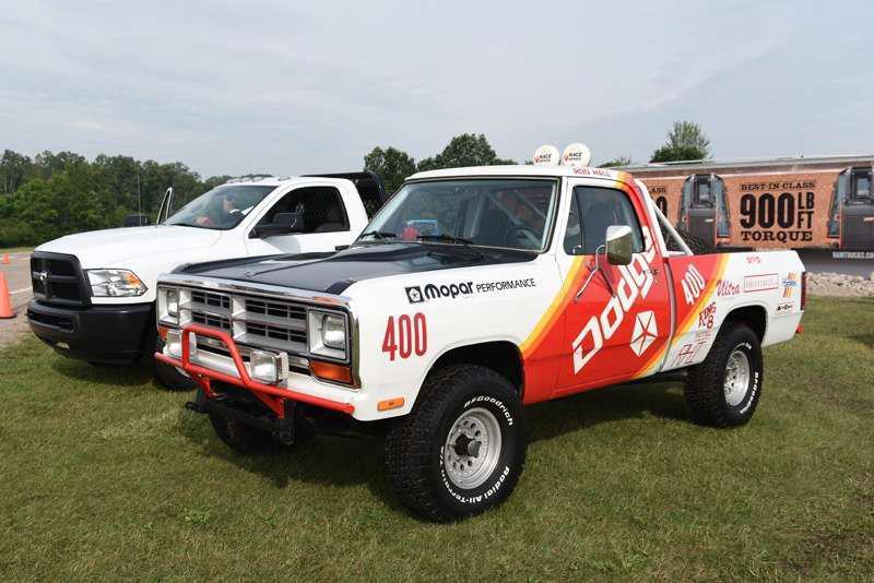 Sweet 4x4s: Past, Present & Future   Medium Duty Work Truck Info