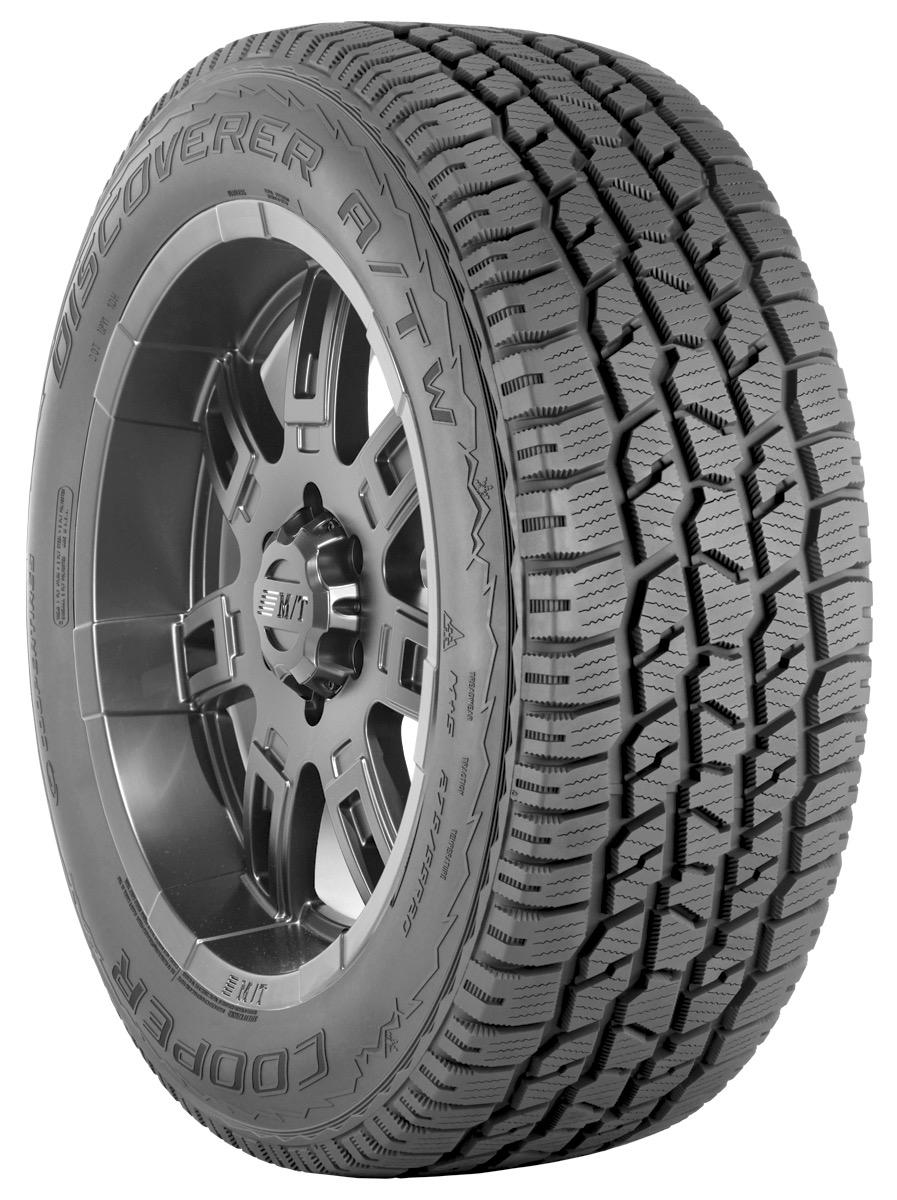 discoverer a tw a true all terrain winter tire medium duty work truck info. Black Bedroom Furniture Sets. Home Design Ideas