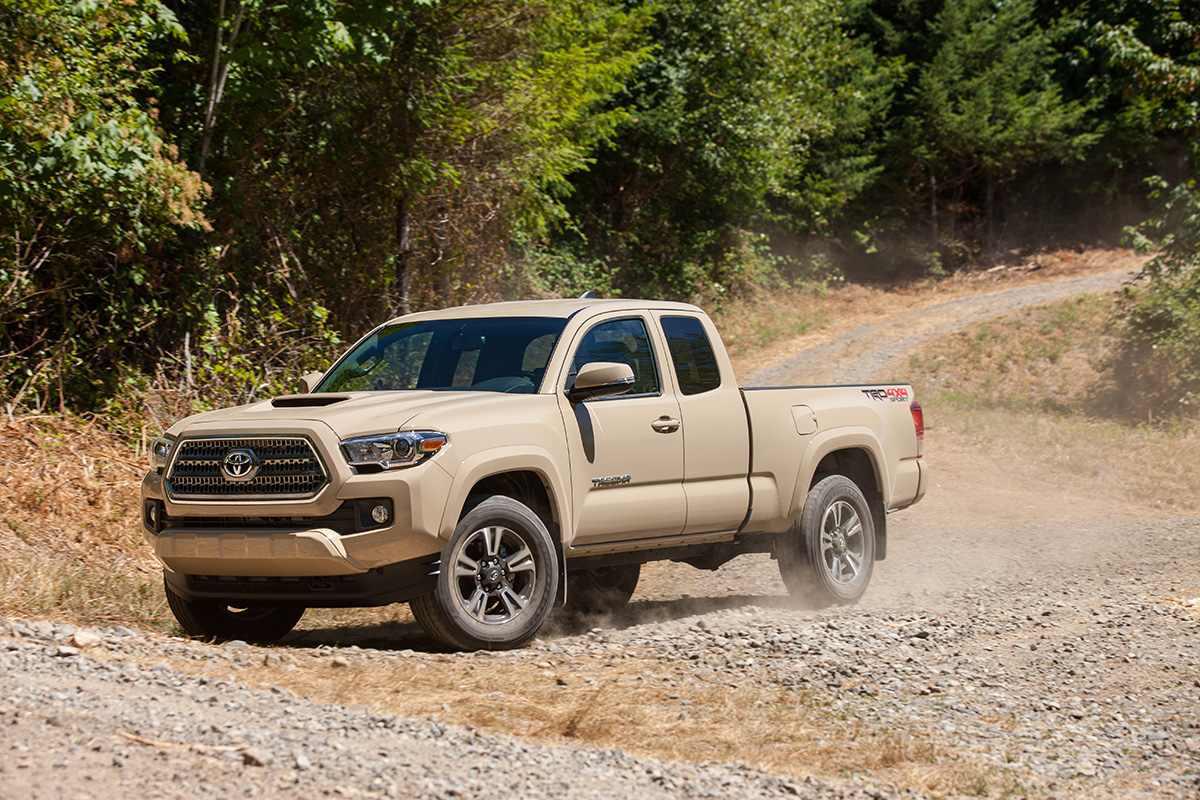 Anti Sway Hitch >> First Drive: 2016 Toyota Tacoma   Medium Duty Work Truck Info