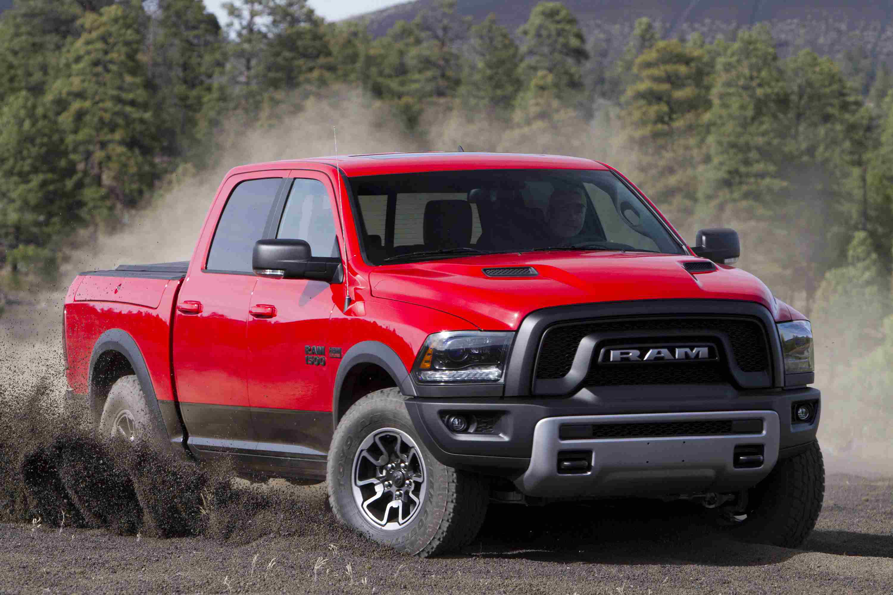 Ram Truck Sees 2016 As Being A Banner Year For Their 1 2 Ton Pickups With Lot Of Carry Over From 2017 Blended More Fine Tuning To Por Mid