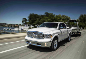 Diesel-powered 2017 Ram 1500 in production, report says