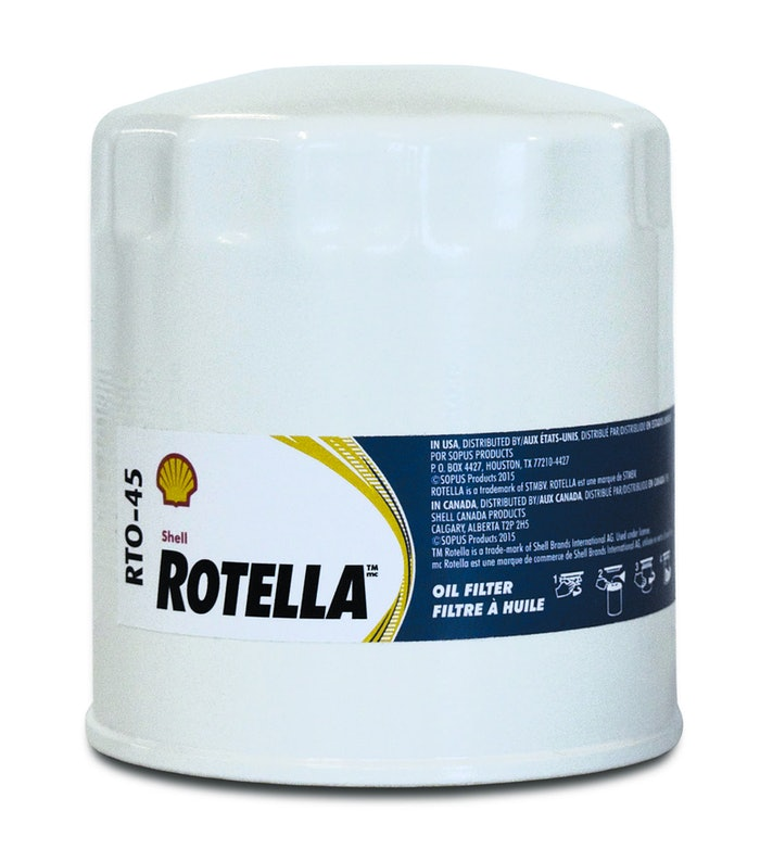 Shell Rotella Oil Filter