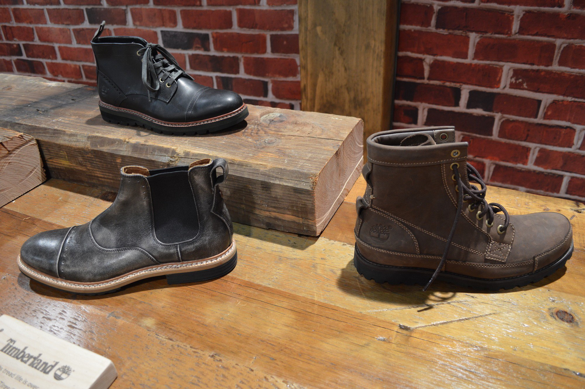 Timberland puts recycled tires on your feet | Medium Duty ...