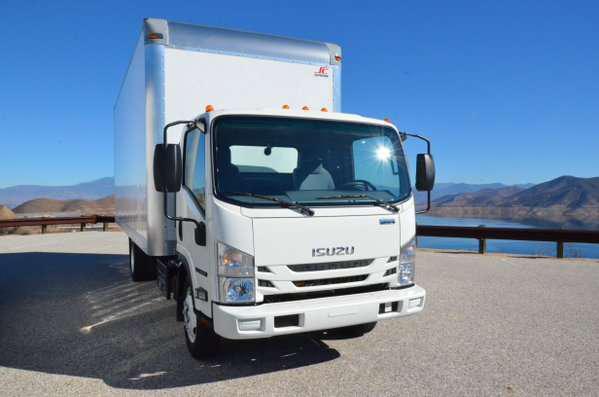 Test drive: 2016 Isuzu NRR   Medium Duty Work Truck Info