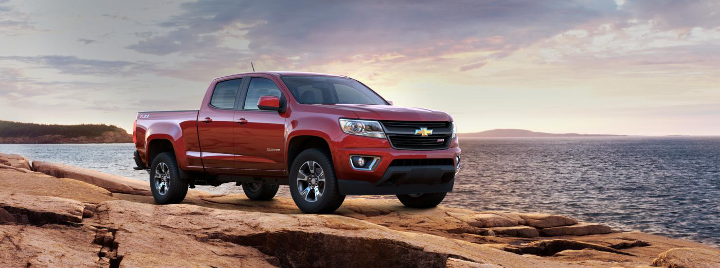 Canyon And Colorado Most Fuel Efficient Trucks Medium Duty Work Truck Info