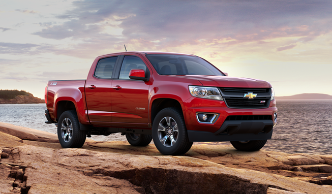 Gm Offers A Manual Transmission On Chevrolet Colorado And Gmc Canyon