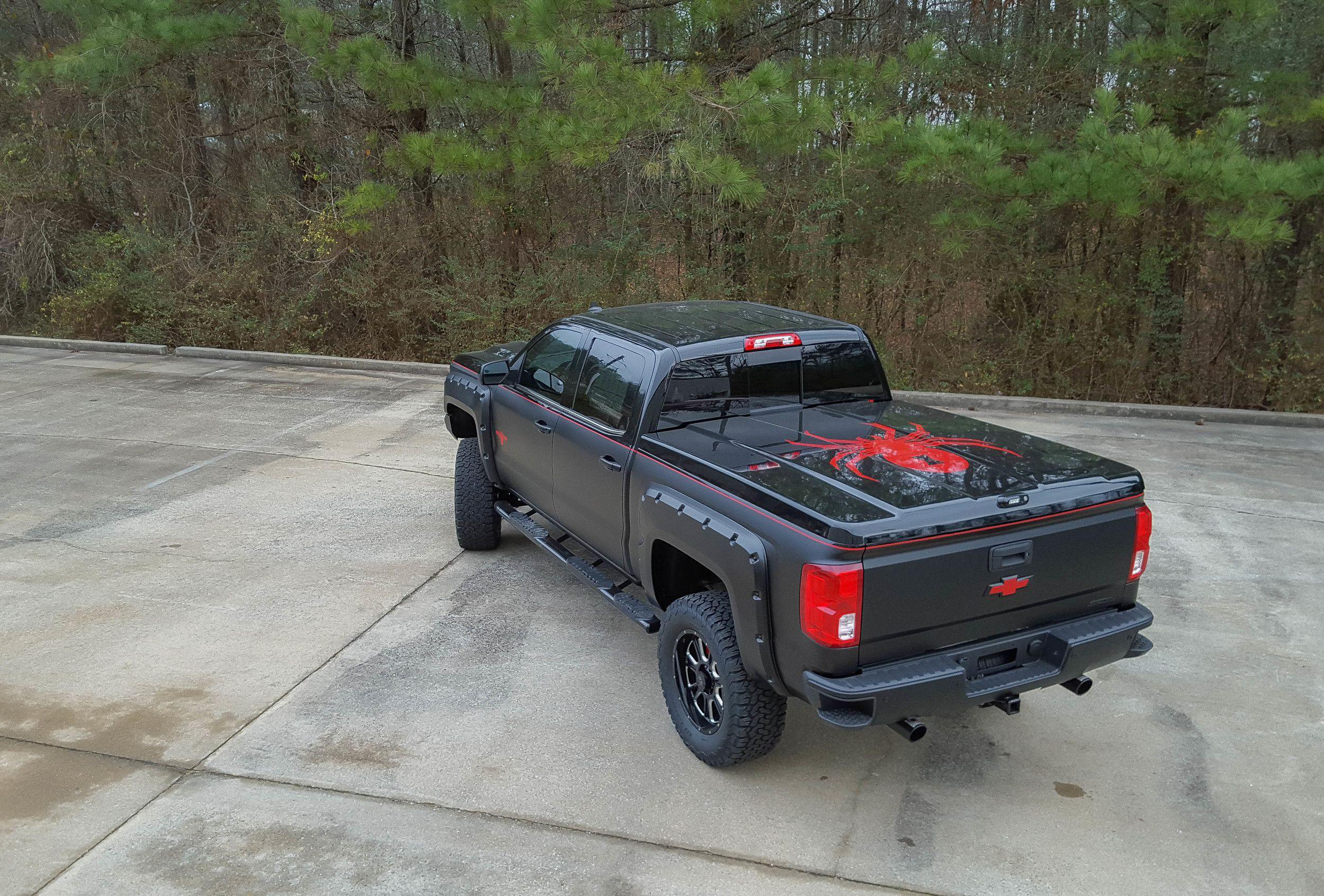 2016 Black Widow Package Available For Gm Trucks Medium