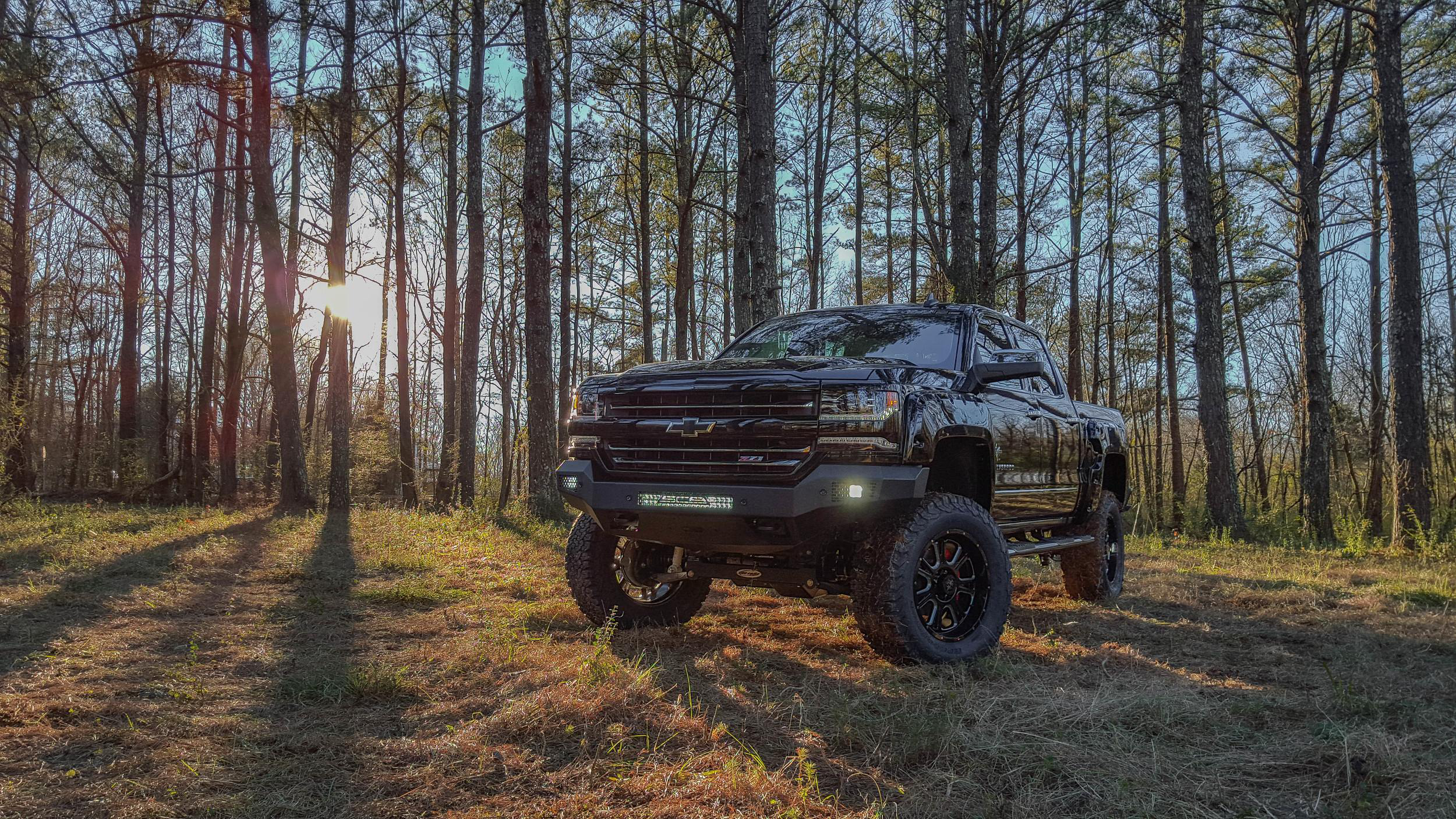 2016 Black Widow package available for GM trucks | Medium ...