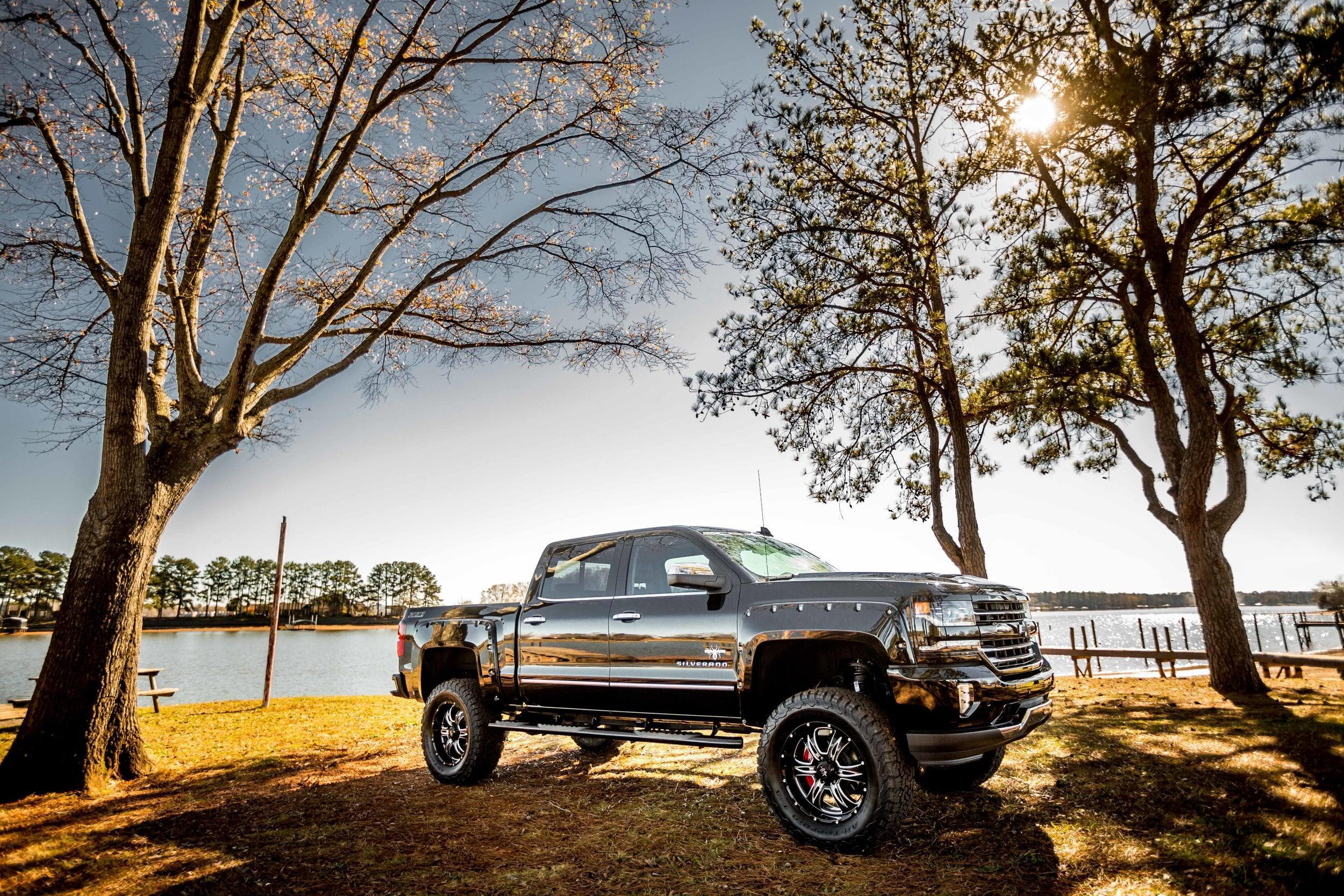 2016 Black Widow package available for GM trucks   Medium ...