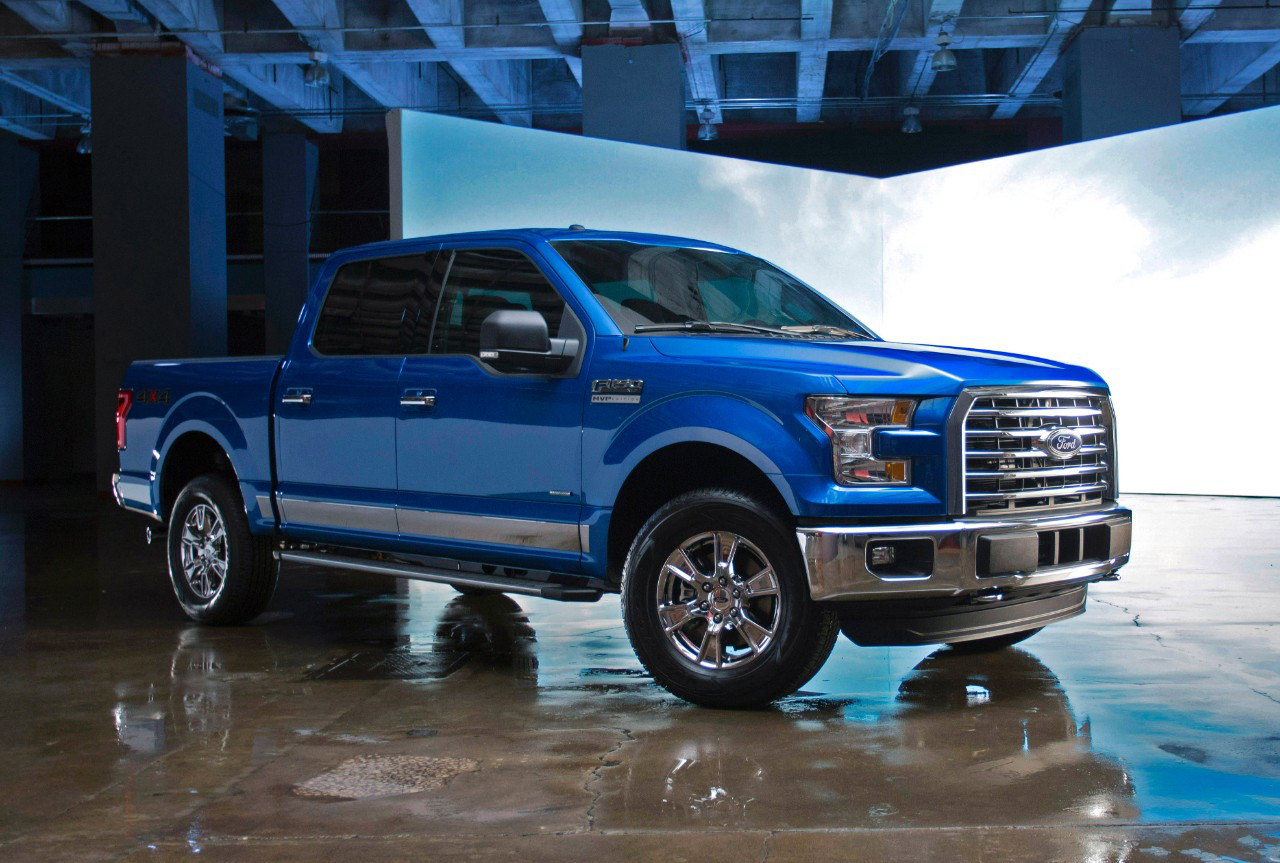 Ford Trucks 2016 >> Ford Rolls Out Limited Edition Royals F 150 Medium Duty Work