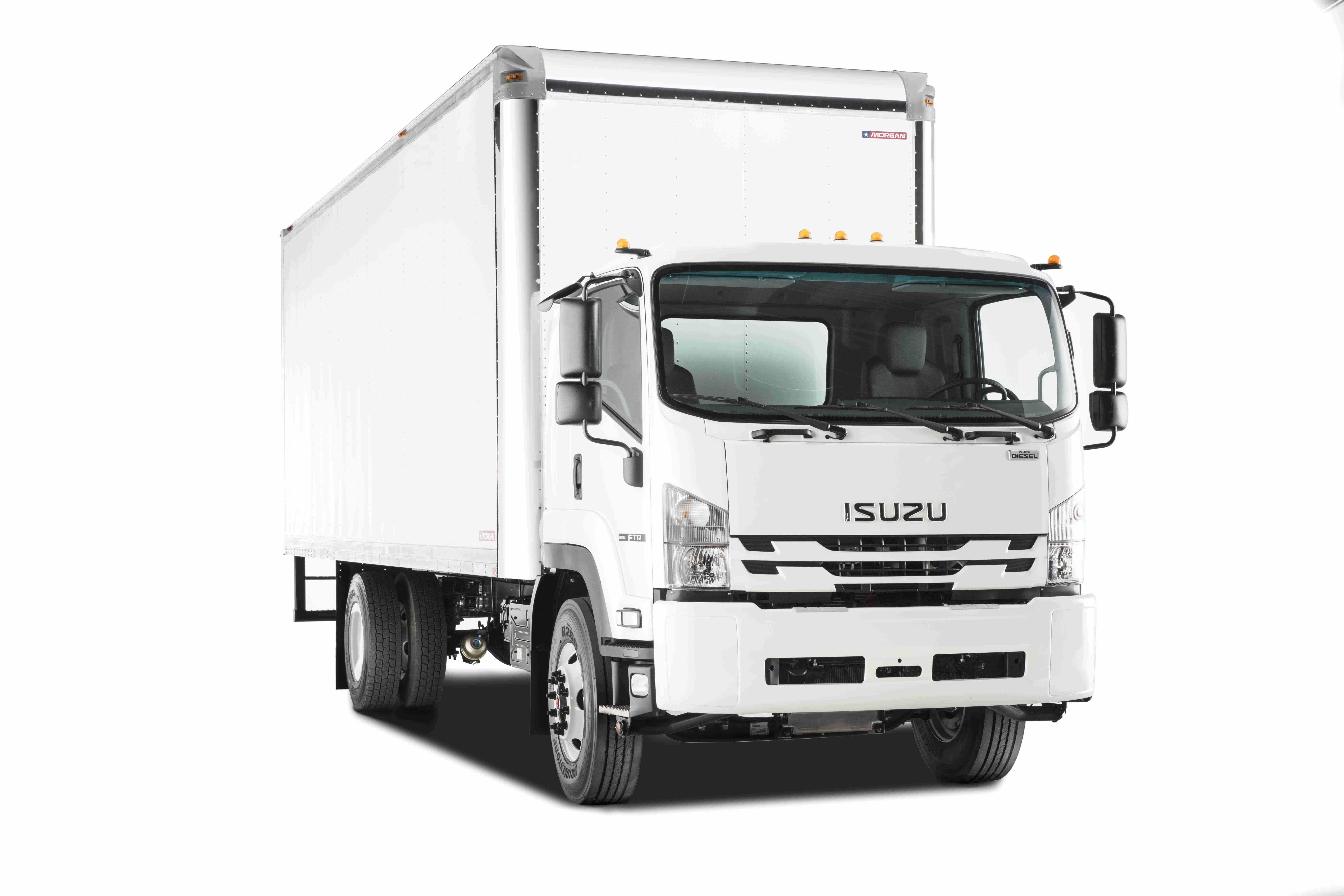 Isuzu reveals new four-cylinder class 6 truck   Medium ...