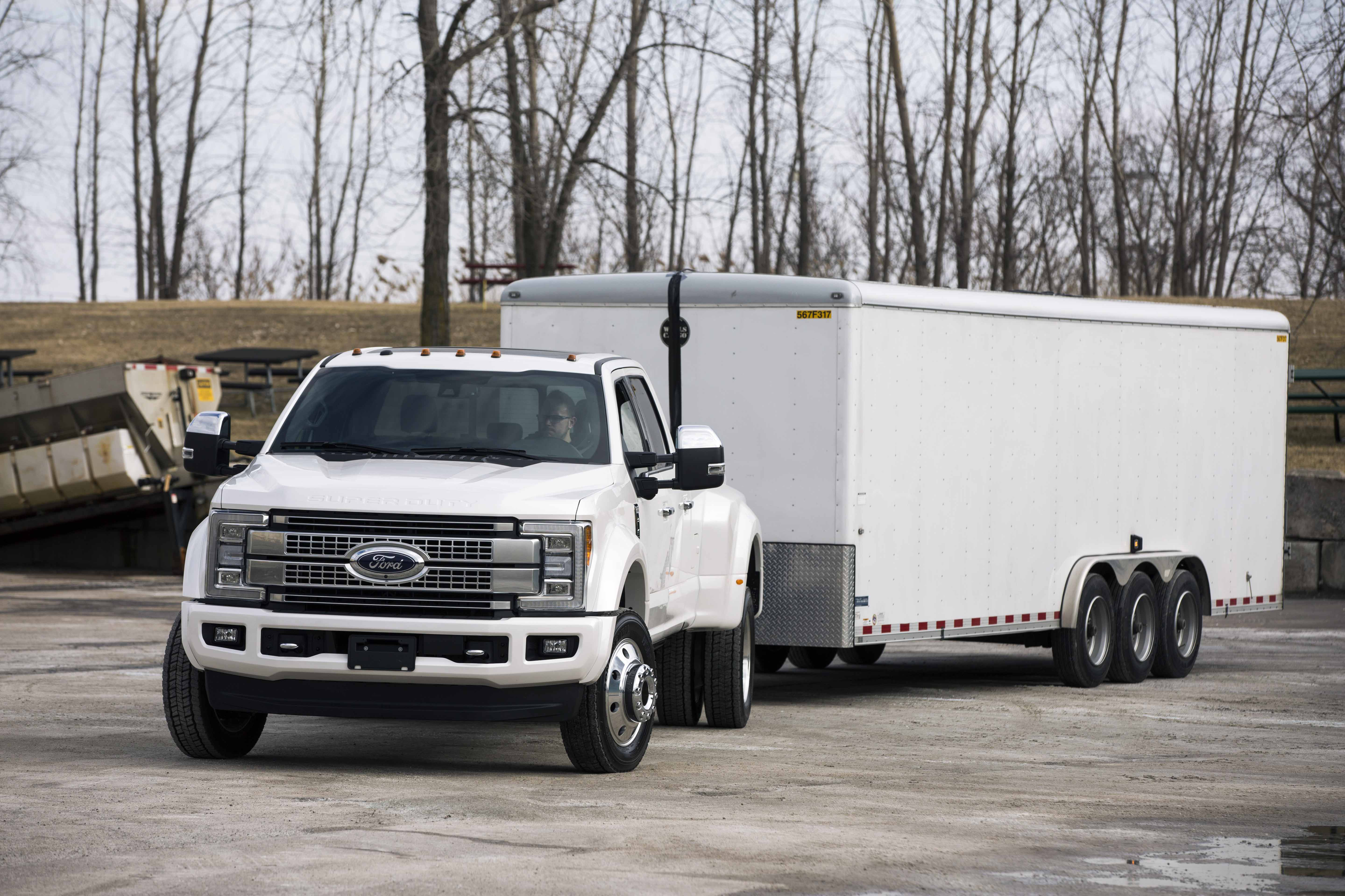 Ford Announces New Trailer Assist Camera Technology