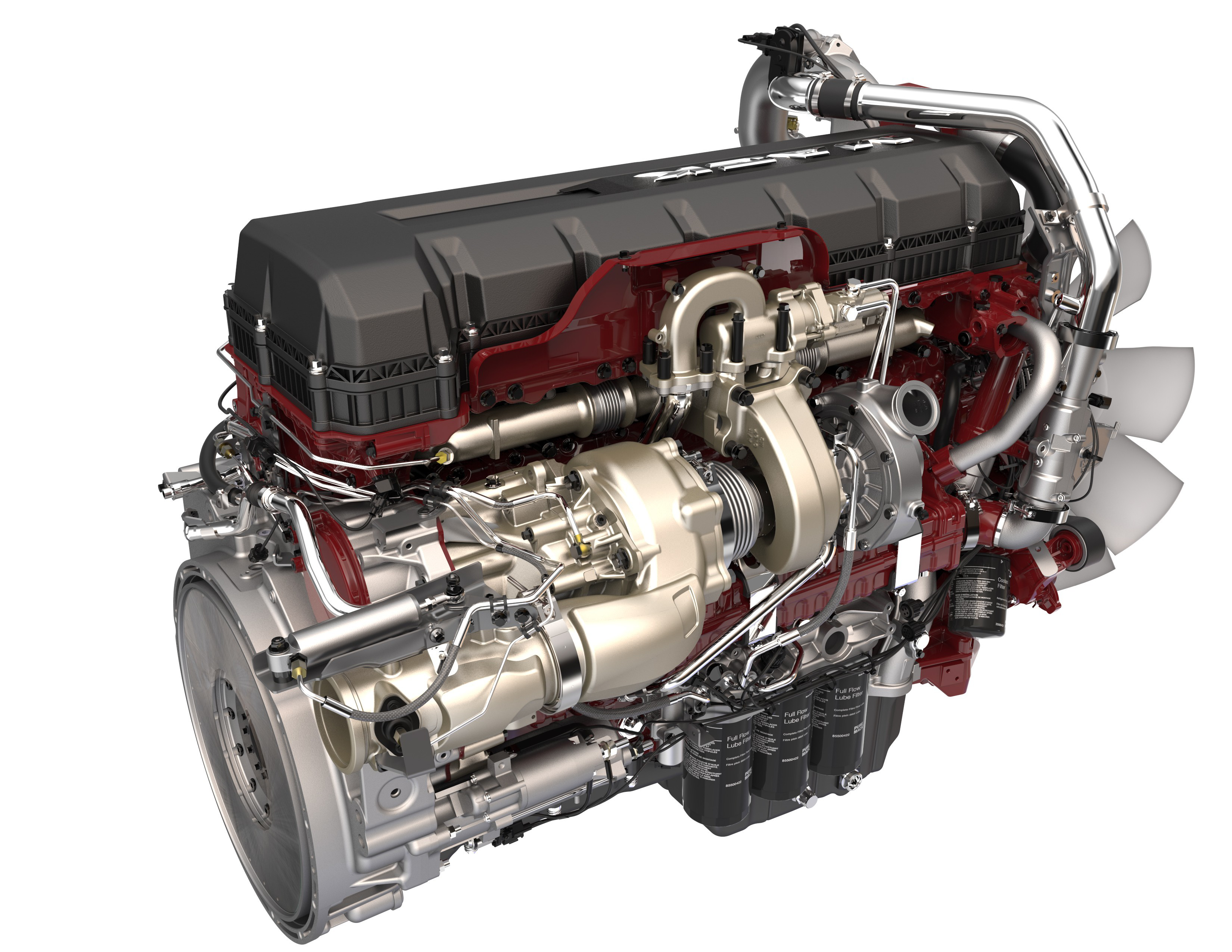 Mack Introduces 2017 Mp Series Engines Medium Duty Work Truck Info Fuel Filters Trucks Today Revealed The Next Step In Evolution Of Its Integrated Powertrain By Introducing Bringing Improvements
