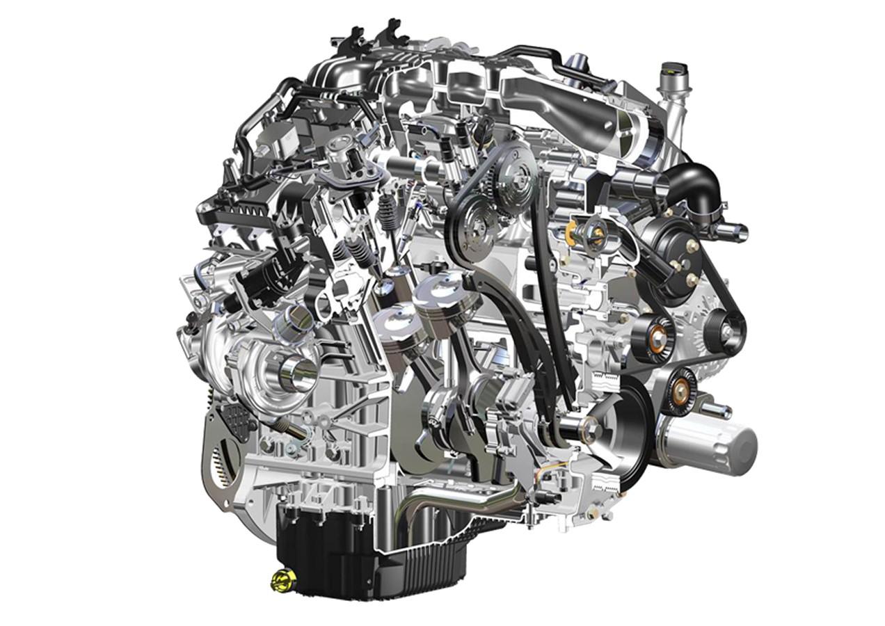 Details on Ford's NexGen 3.5 liter EcoBoost, 10 speed ...