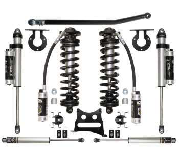 61721C 2005 2015 F250 F350 Super Duty ICON CDCV Remote Reservoir Coilover Kit 4 55of Lift in addition 240 2005 Up Ford Super Duty F250 F350 25 Suspension System Stage3 besides I 8956179 Icon Vehicle Dynamics Ford F 250 F 350 Super Duty 05 Current 2 5 Stage 4 System in addition F6209 together with Icon Introduces Coilover Suspension Kits For 2005 Up Ford Super Duty. on ford super duty leveling kits