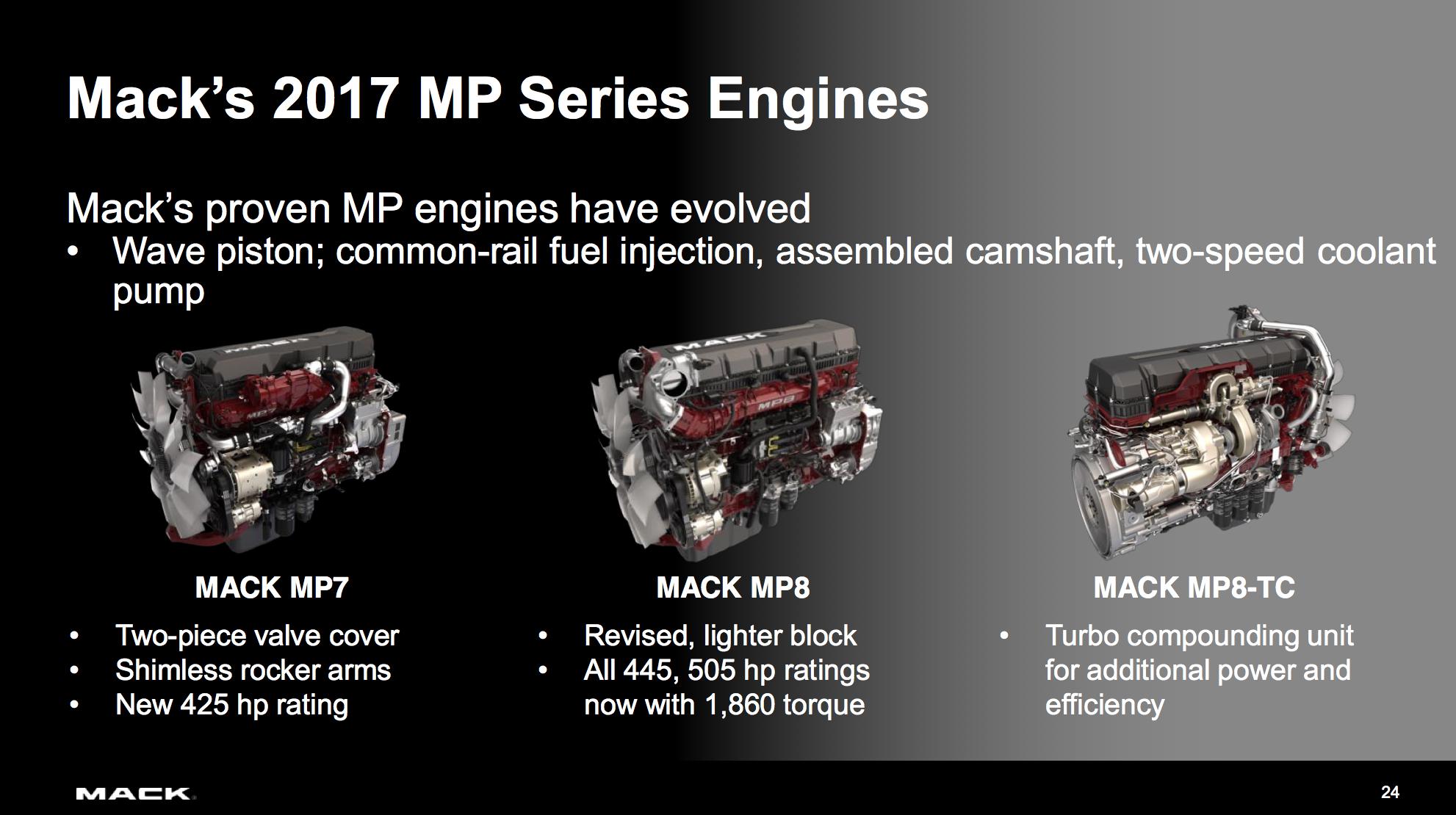 sophisticated mack mp7 engine oil filter diagram