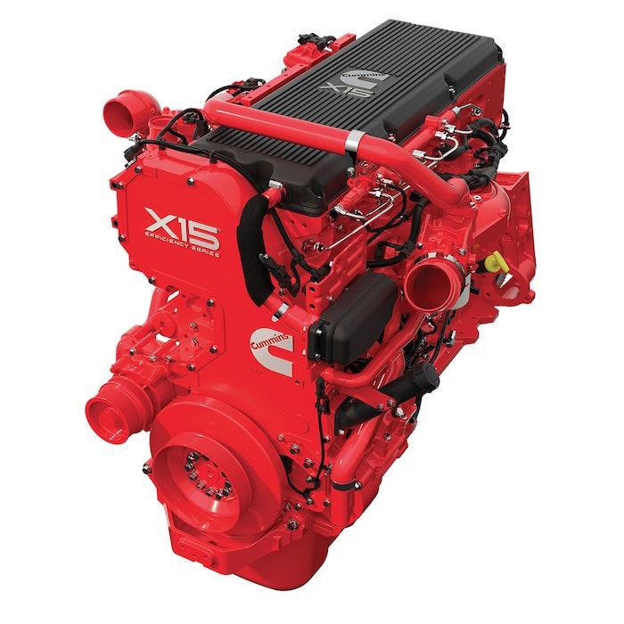 X15 Efficiency Series High 3QTR Fuel