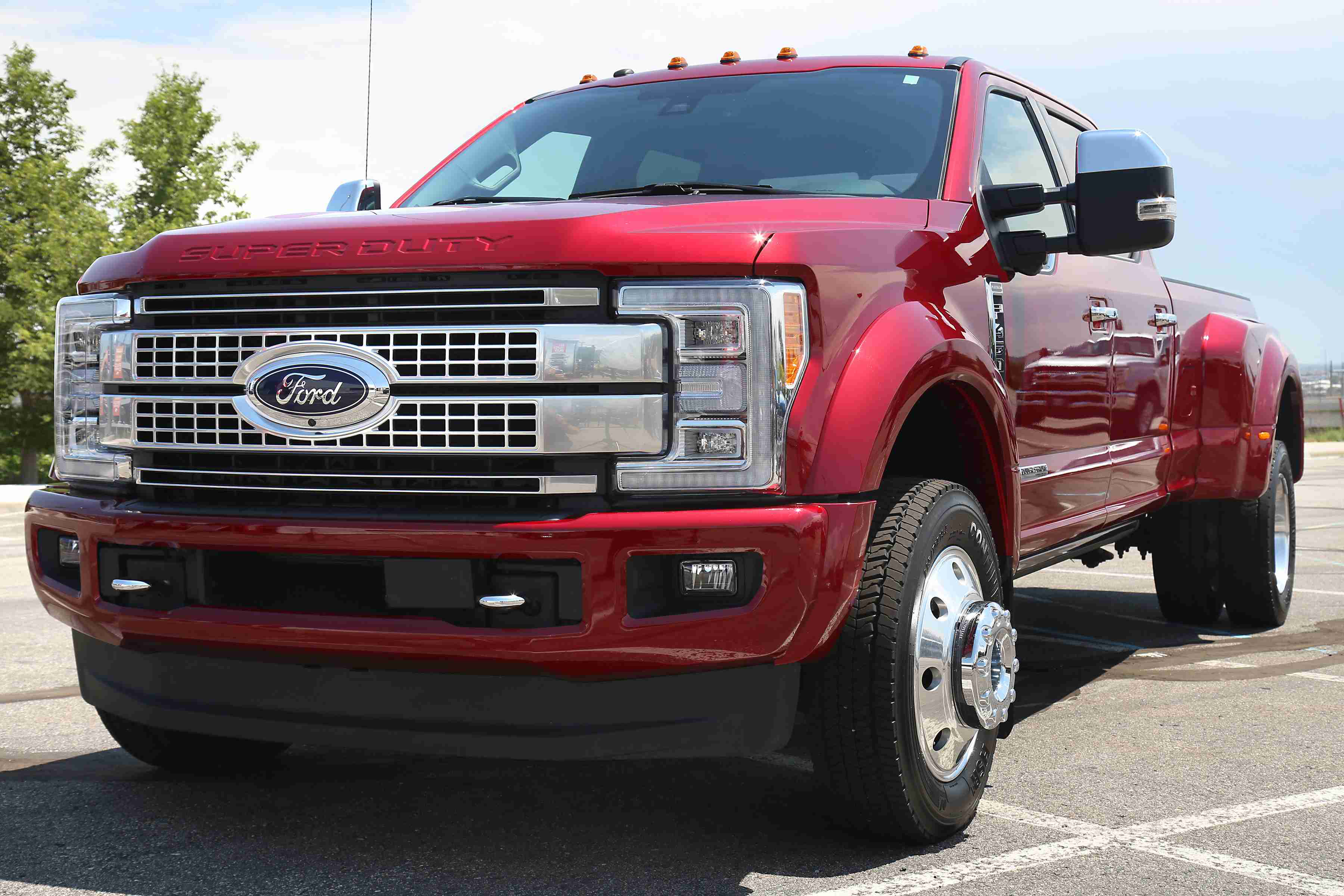 Ford Talks More About 2017 Super Duty Adaptive Steering Adaptive