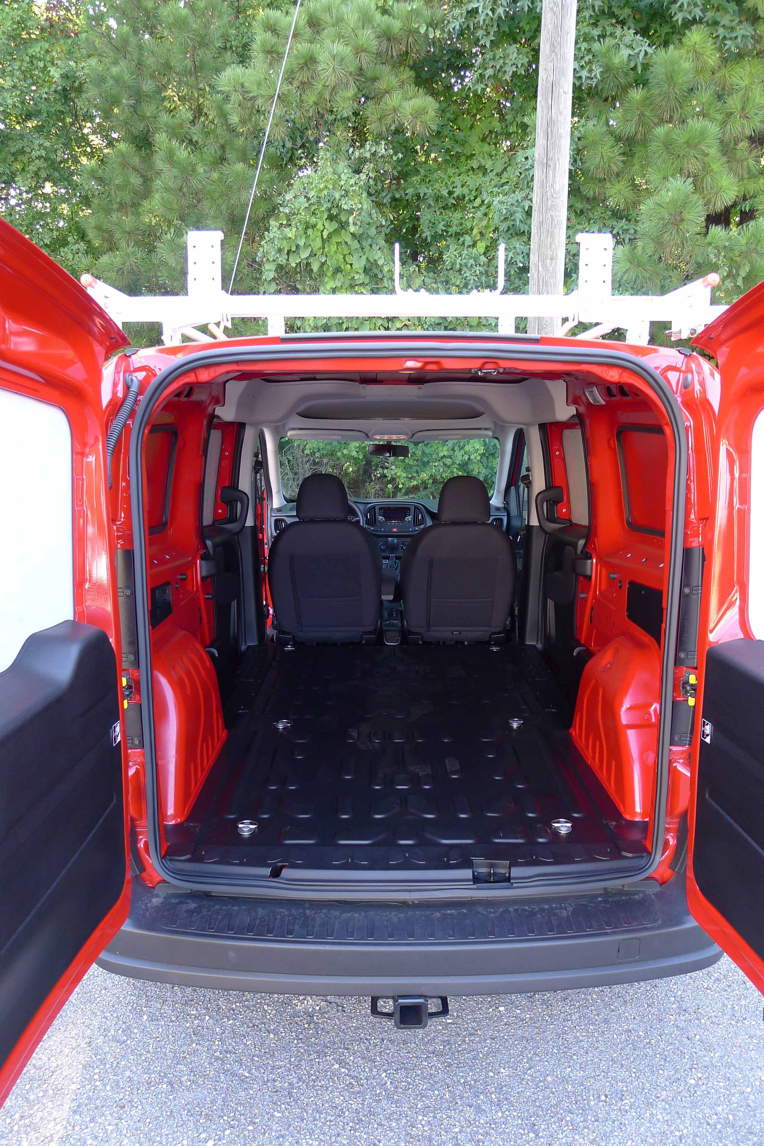 Transmission Oil Change Cost >> Test driving Ram's Promaster City Tradesman Cargo Van ...