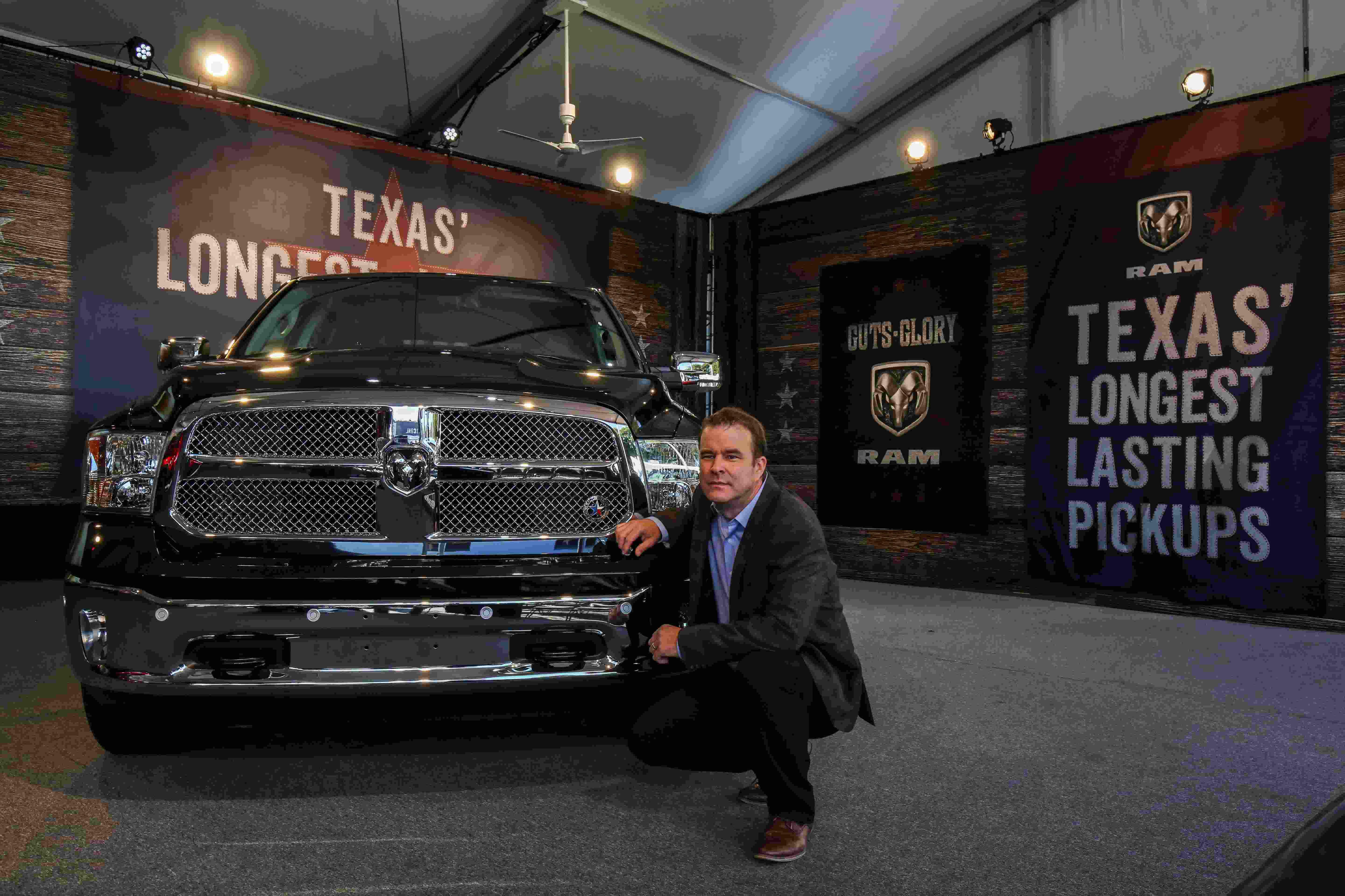 Ram unveils 2017 updates for Lone Star Laramie Longhorn and Limited